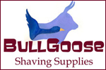 Bullgoose shaving supplies